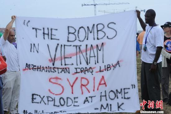 民调称半数美国人不支持军事打击叙利亚