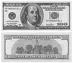 新版100元美钞_各金融机构提供新版100美元面额钞票,这标志新版百元美钞正式开始流通