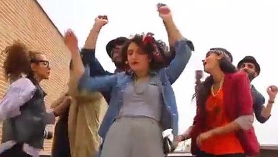 伊朗6名青年因拍跳舞视频传上网被捕,被控伤害公众纯洁。