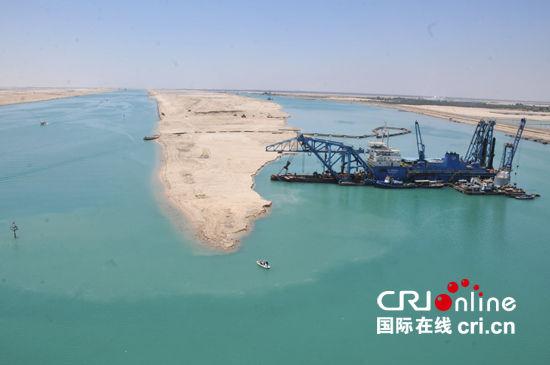 埃及新苏伊士运河8月将通航 日航运能力将翻倍