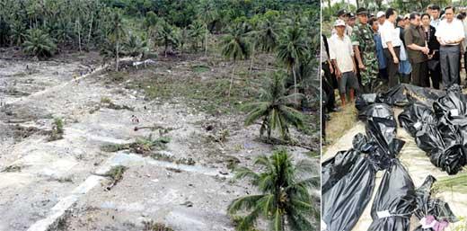 印尼地震引发海啸目击者称巨浪速度比人跑步快