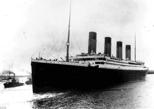 资料图:泰坦尼克号