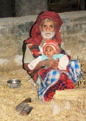 96岁的拉加夫成为全球最年长父亲