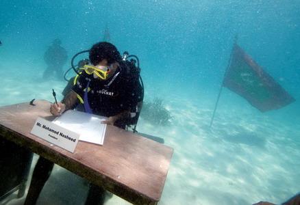 科学家称海洋吸收二氧化碳能力逐渐下降