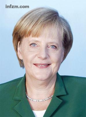 德国总理安格拉・默克尔(Angela Merkel)
