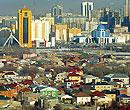 哈萨克斯坦阿斯塔纳市容