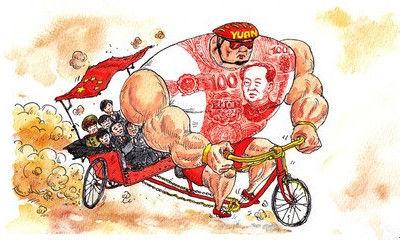 """美国总统选举,中国""""躺着中枪"""",早已不是什么新鲜事"""