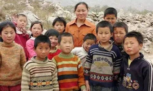 郜艳敏和她的学生们