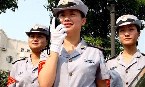 女性城管真的能用温柔仁慈来执法吗?