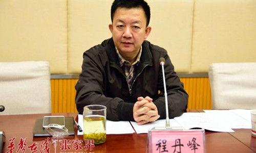 """程丹峰被查再次证明了""""朝中有人好做官"""""""