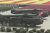 朝鲜新式机动型战术导弹
