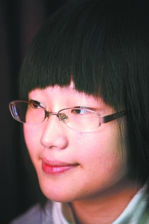 被推荐上北大的14岁女孩儿洪欣格