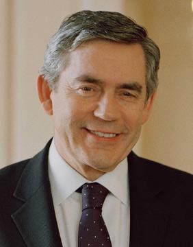 英国首相布朗