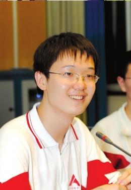 北京理科状元李泰伯