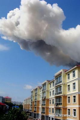 黑龙江伊春市烟花厂发生爆炸 已致2死22伤