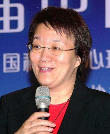 亲子关系国际交流论坛嘉宾介绍:蔡敏莉