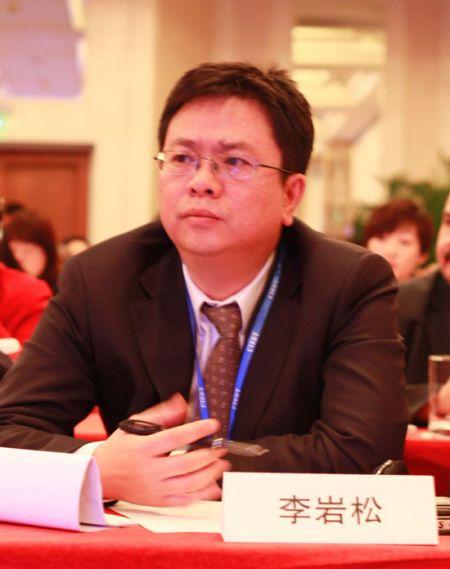 北京大学副校长李岩松出席2011中国留学论坛