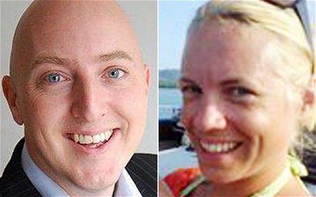 瑞典新婚夫妇史蒂芬和埃里卡