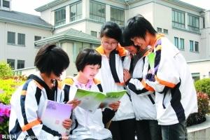 中学分班可以让不同起点的孩子都能接受到适合自己的教育。(资料图片)