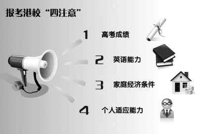 """面对年复一年的""""港校热"""",山东省教育招生考试院的专家提醒,并非所有考生都适合报考香港高校,要综合考虑高考成绩、英语水平、经济条件以及个人适应能力等4个因素。   中新社发"""
