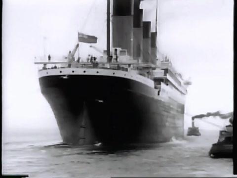 泰坦尼克的秘密