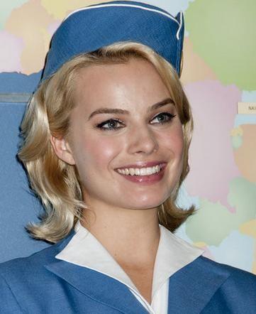 莱昂纳多恋上 泛美空姐 马格特b罗比