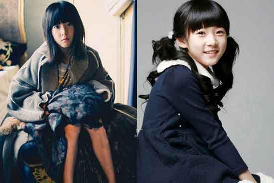 """图揭韩国新生代""""童星""""13岁女孩如此成熟"""