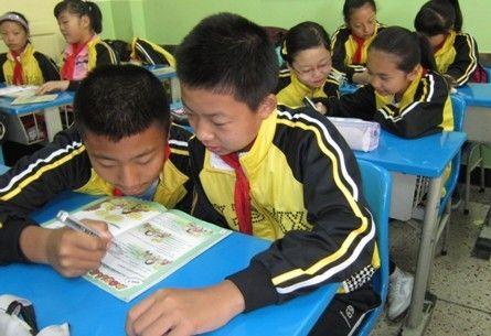 校园快讯:小学生新教材将启用