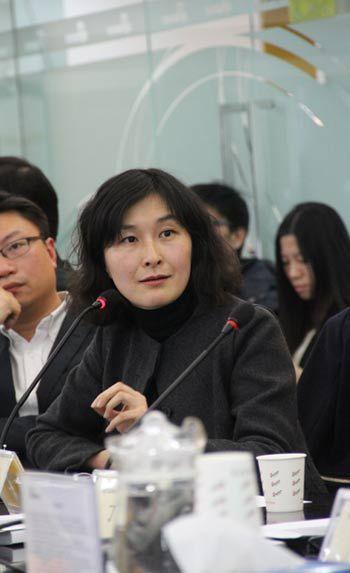 图文:EF英孚少儿英语杨晓琛精彩发言