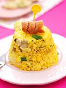 金黄蛋炒饭