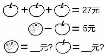 小学数学题难度直追公务员考试题(图)