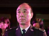 北京市公安局副总队长孙鸿博参加新浪教育盛典