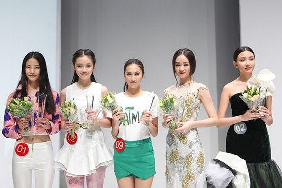 2014全国职业院校模特表演大赛北京赛区落幕_新浪教育