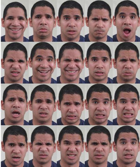 害羞的人更善于识别面部表情吗图片