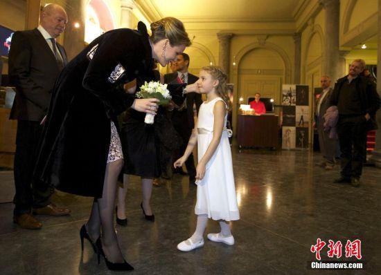 丹麦芭蕾女神爆红 盘点各国芭蕾