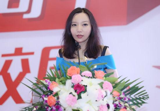 新浪教育总监梅景松致辞