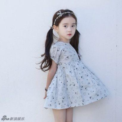 韩国小萝莉:韩范儿小美女
