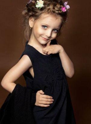 俄罗斯小萝莉:爆红小模特