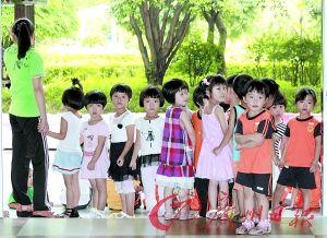 据称涨价将用于幼儿园的运作和提升教职工工资水平。(图文无关)