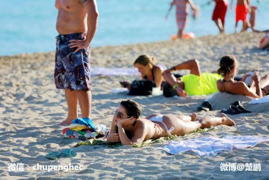 让你热血沸腾的全球最性感的海滩