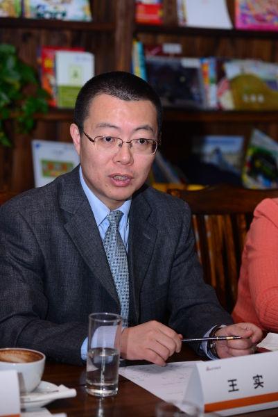 北京四中国际校区出国留学申请主任王实