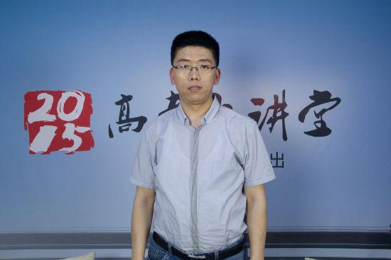 西北农林科技大学招办副主任李景星老师