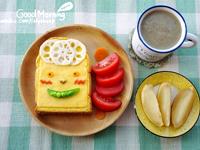 舌尖上的高考:花样早餐轻松学