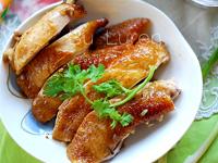 金榜题名展翅高飞香酥烤鸡