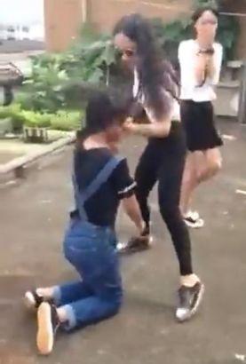 江西遭围殴女生系学生干部
