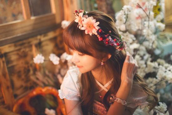 逆天颜值完美身材20岁韩国第一美少女