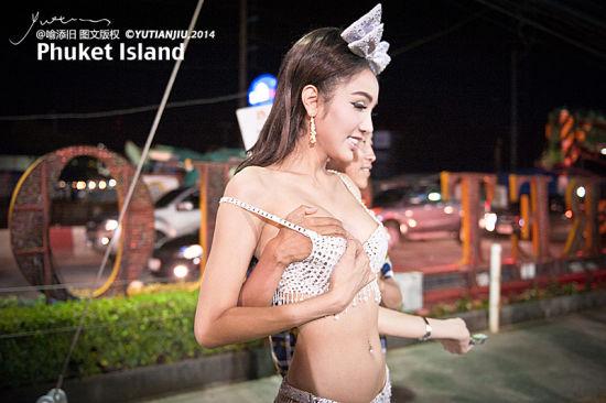 普吉岛第一美人妖