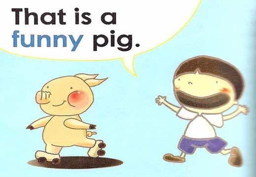 看漫画开口说英语:好笑秀(图)趣漫漫画图片
