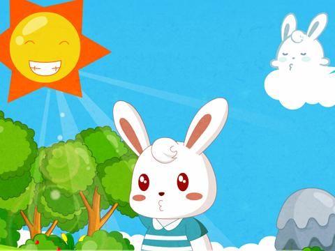 儿童睡前双语故事:风和太阳(图)