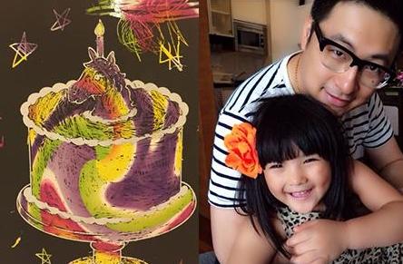王诗龄画作被点赞 父母教儿童简笔画攻略